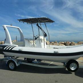 Searano Rigid Inflatable Boat range