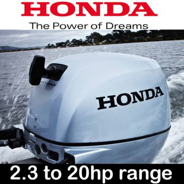 Honda 2.3hp - 20hp Portables Range