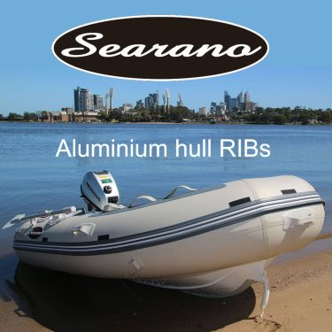 Rigid Inflatable Boats Aluminium Hull