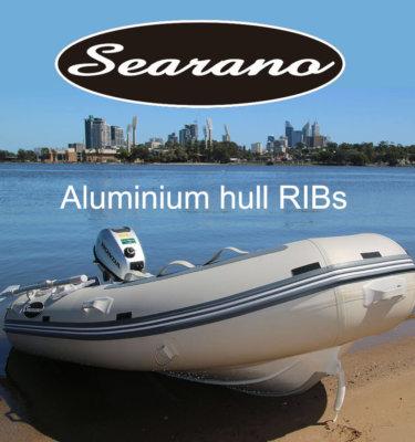 Rigid Inflatable Boats Aluminium Hull