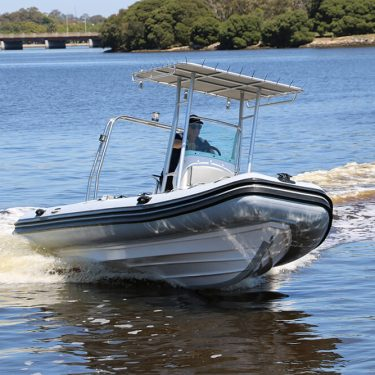 Rigid Inflatable Boats - Fibreglass Hull