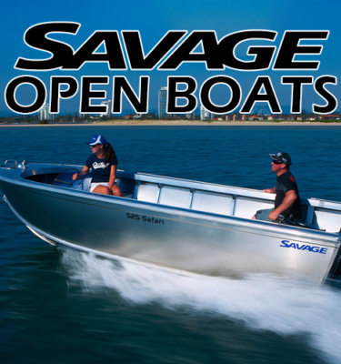 Savage - Open Boats