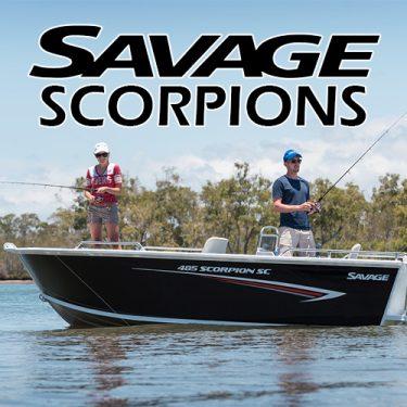 Savage - Scorpions