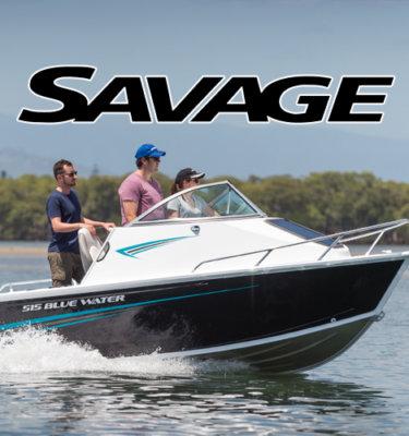 Savage Boats