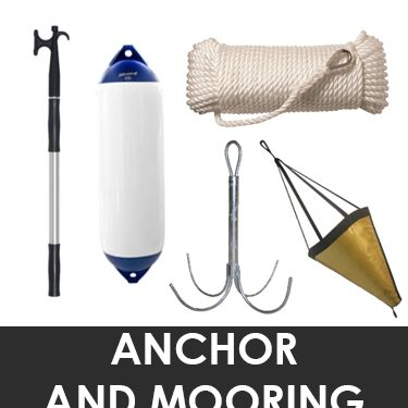 Anchors & Mooring