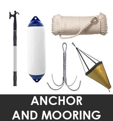Anchors & Mooring