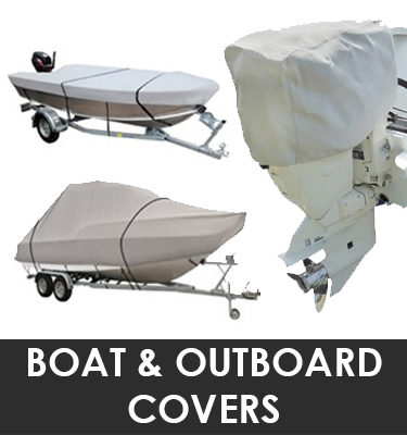 Boat & Outboard Covers