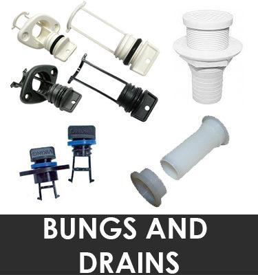 Bungs & Drains